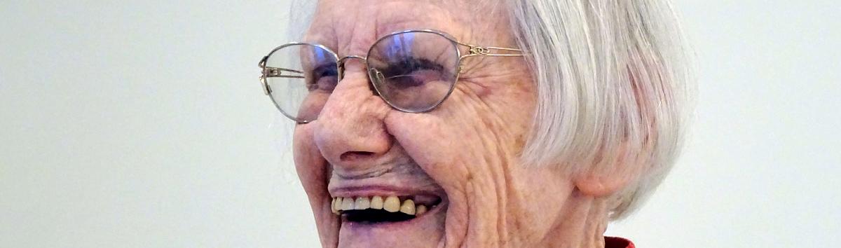 Psychotherapeutische Betreuung von Menschen im fortgeschrittenen Alter